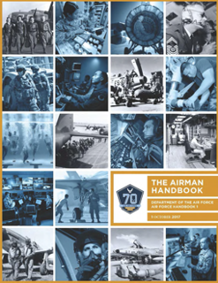 Air Force Handbook 1 Cover
