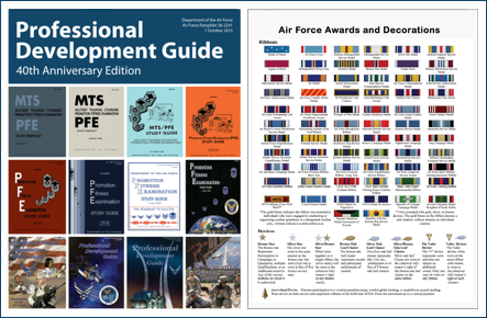 AFP 36-2241 Professional Development Guide