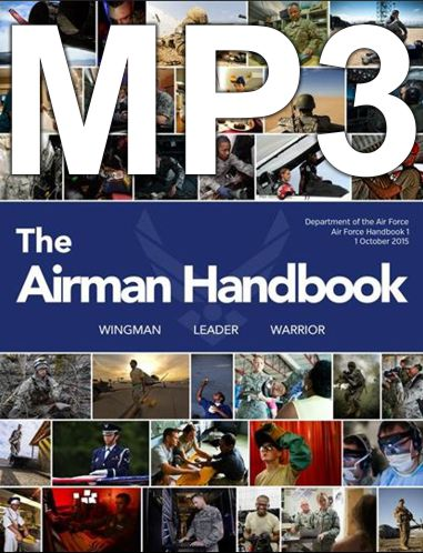 Air Force Handbook 1 MP3s