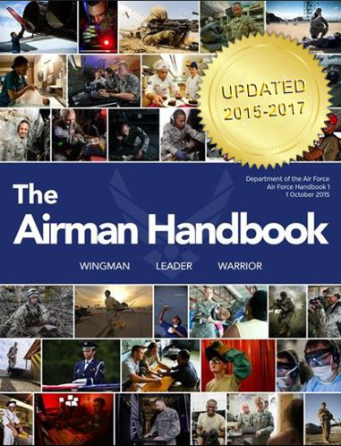 Air Force Handbook 1, The Airman Handbook
